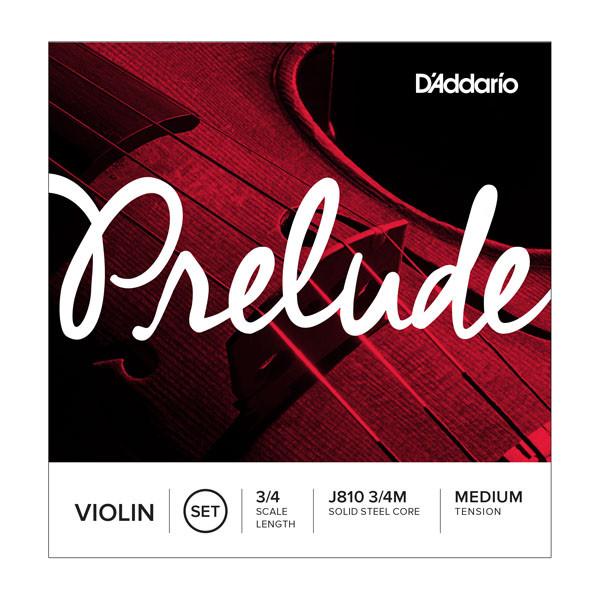 D´ADDARIO - BOWED Prelude Violin J810 3/4M