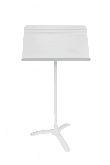 MANHASSET Model 48-MWH Symphony Stand - White Matte