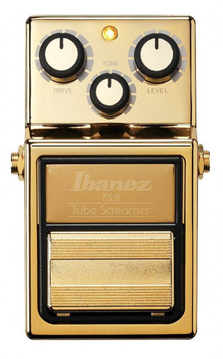 IBANEZ TS9 Tube Screamer Gold