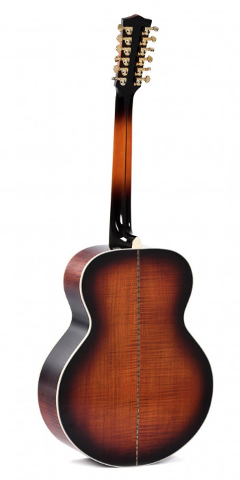 SIGMA GUITARS GJA12-SG200 Dark Vintage Sunburst