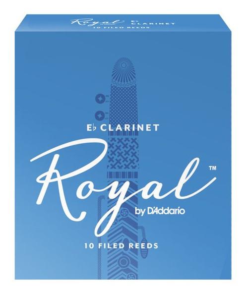 RICO RBB1030 Royal - Eb Clarinet Reeds 3.0 - 10 Box