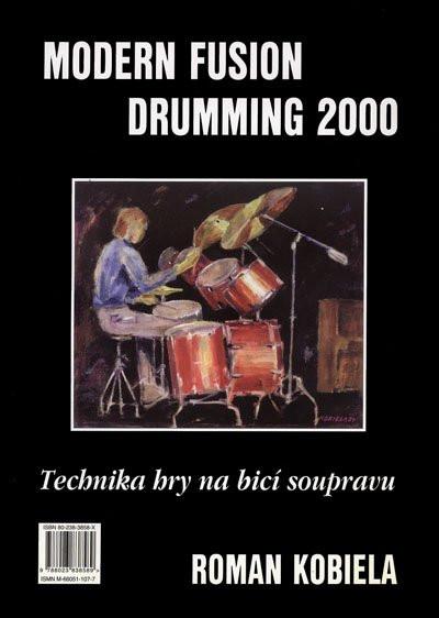 PUBLIKACE Roman Kobiela - Technika hry na bicí soupravu I