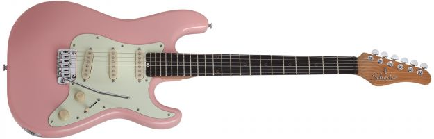 SCHECTER Nick Johnston Traditional Atomic Coral