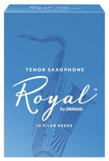 RICO RKB1020 Royal - Tenor Sax 2.0 - 10 Box