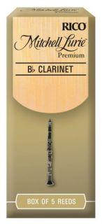 RICO RMLP5BCL450 Mitchell Lurie Premium - Bb Clarinet 4.5 - 5 Box