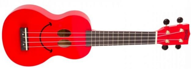 MAHALO U-Smile Red