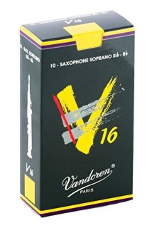 VANDOREN SR712 V16 - Sopran Saxofon 2.0