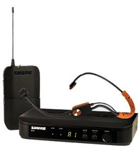 SHURE BLX14E/SM31 K3E 606 - 630 MHz