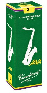 VANDOREN SR272 JAVA - Tenor saxofon 2.0