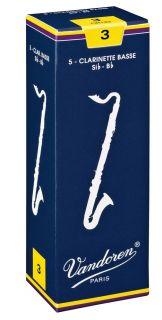 VANDOREN CR124 Traditional - Basklarinet 4.0