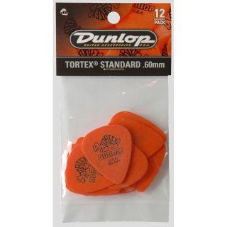 DUNLOP Tortex Standard 0.60 12ks