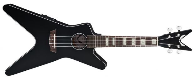 DEAN GUITARS Ukulele ML-E Classic Black