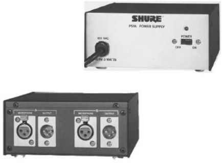 SHURE PS1A