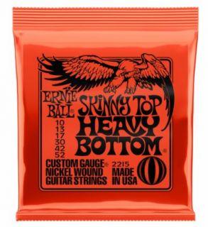 ERNIE BALL P02215 Slinky Top/Heavy Bottom10-52