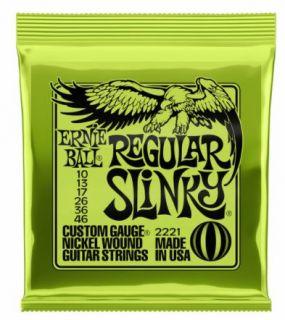 ERNIE BALL P02221 Regular Slinky 10-46