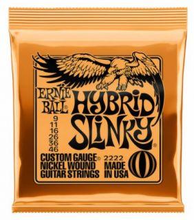 ERNIE BALL P02222 Hybrid Slinky 9-46