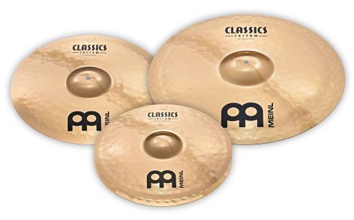 MEINL Classics Custom Medium Set
