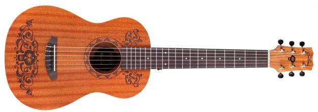 CORDOBA Mini Classical Guitar Disney Pixar Coco Mahogany