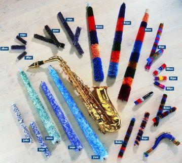 HELIN 7260 Vytěrák na tenor saxofonová esa