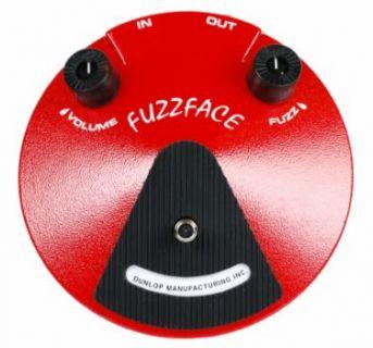 DUNLOP Fuzz Face Distortion