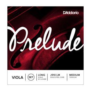 D´ADDARIO - BOWED Prelude Viola J910 LM