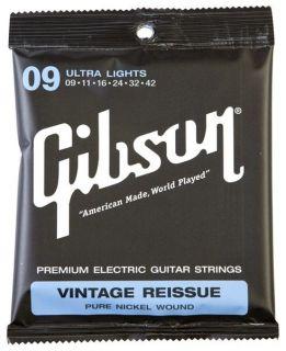 GIBSON Vintage Reissue - .009 - .042