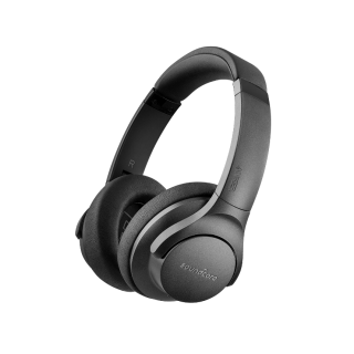 ANKER SoundCore LIFE 2 náhlavní sluchátka (černá)