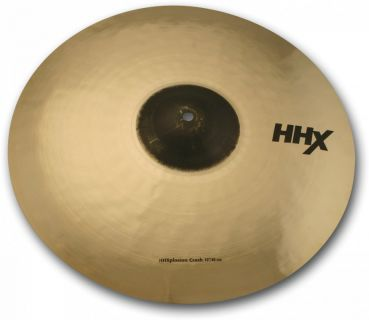 "SABIAN HHX X-Plosion Crash 19"""