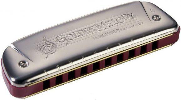 HOHNER M542016 Golden Melody C-major