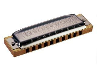 HOHNER Blues Harp C dur foukací harmonika, M533016