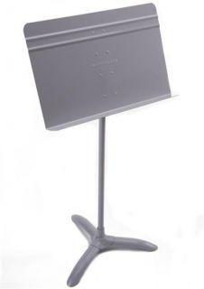 MANHASSET Model 48-MGREY Symphony Stand - Grey Matte