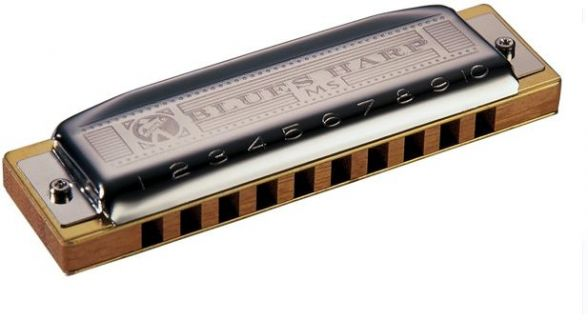 HOHNER M533106, Blues Harp A dur