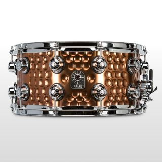 NATAL SD-HHC-OB47 Hand Hammered Steel Snare