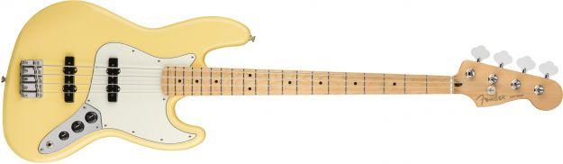 FENDER Player Jazz Bass Buttercream Maple