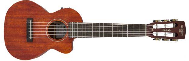 GRETSCH G9126 ACE Guitar-Ukulele Honey Mahogany Stain
