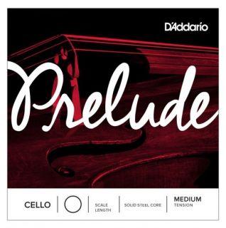D´ADDARIO - BOWED J1013 4/4M Prelude Cello - Medium G
