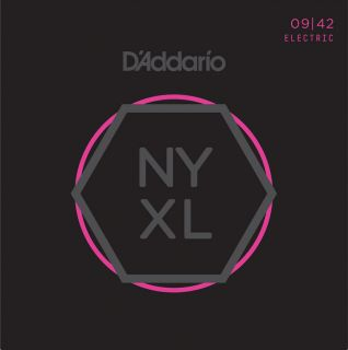 D'ADDARIO NYXL Super Light 09-42