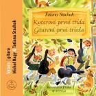 PUBLIKACE Kytarová první třída + CD - Stachak Tatiana