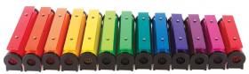 BOOMWHACKERS Chroma-Notes Resonator Bells Complete Set