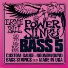 ERNIE BALL P02821 Power Slinky Bass-5 50-135