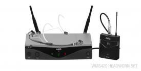 AKG WMS 420 Headset/U2