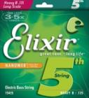 ELIXIR Bass Nanoweb 15435 Medium B 135
