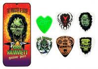 DUNLOP Kirk Hammett Monster Loose - Kolekce Trsátek