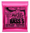ERNIE BALL P02824 Super Slinky Bass-5 40-125