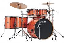 TAMA MK52HLZBN-BOS Superstar Hyper-Drive Maple - Bright Orange Sparkle