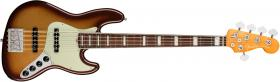 FENDER American Ultra Jazz Bass V Mocha Burst Rosewood