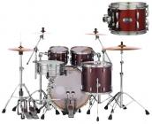 PEARL Masters Maple Complete MCT924XEP/C Inferno Red Sparkle