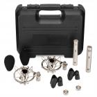 WARM AUDIO WA-84 Premium Stereo Package Omni/Cardioid
