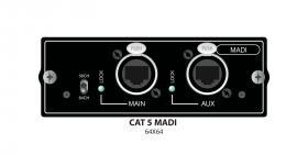 SOUNDCRAFT Si Cat5 MADI Card