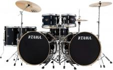 TAMA IE72ZH8W-HBK Imperialstar Limited Edition - Hairline Black